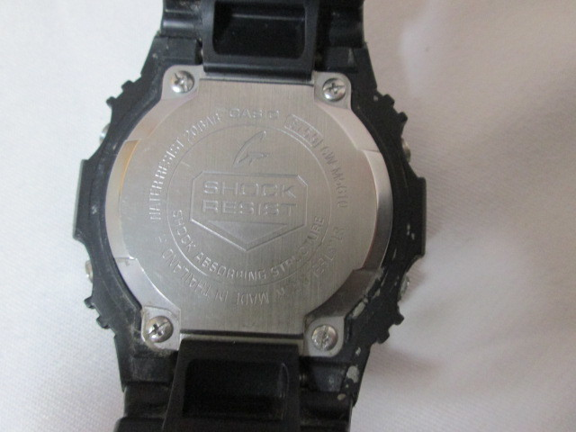 ●(u) CASIO G-SHOCK /GW-M5610 腕時計_画像2