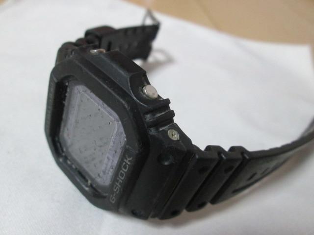●(u) CASIO G-SHOCK /GW-M5610 腕時計_画像6