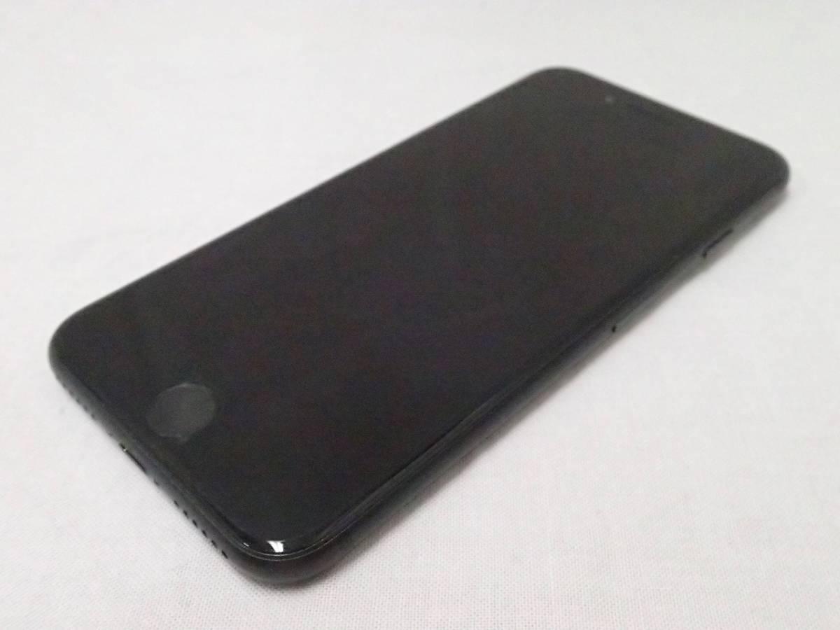 【大黒屋】★au SIMロック解除済み Apple アップル iPhone7 128GB MNCK2J/A 黒 ネットワーク制限〇 中古美品★_画像2