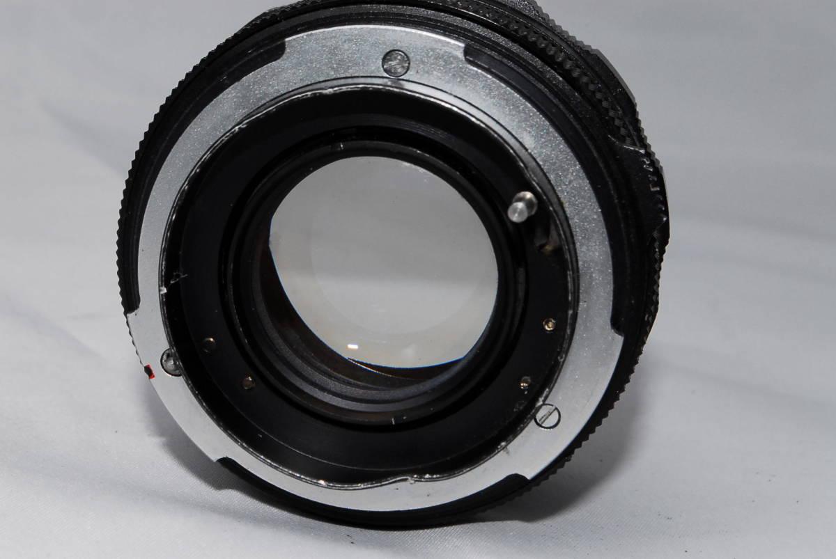 ♪値下げ交渉可能【ペトリ】Petri C.C Auto 55mm F1.8【希少レンズ】#10_画像5