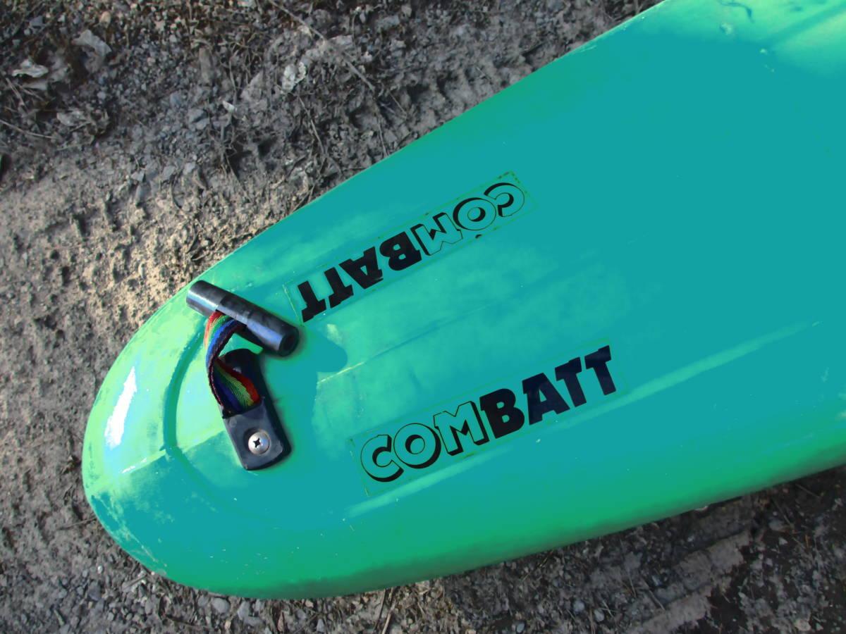 CON BATT カヤック カヌー QUALITY KAYAKS INTERNATIONAL_画像3