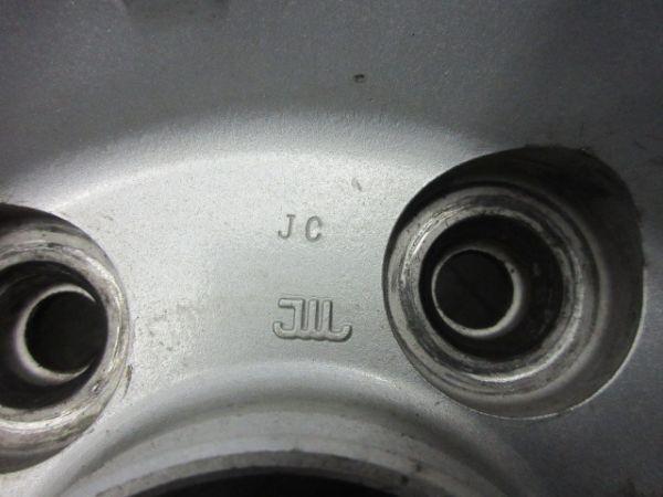 中古ホイール BBS GERMANY 16インチ 7J +50 PCD 114.3 5穴 ハブ径 67mm 1台分 センターキャップ ロック式 キャップレンチ無し_画像9