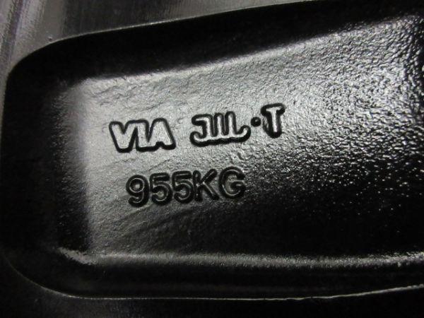 中古ホイール メーカー不明 16インチ 8J -20 マイナス20 PCD 139.7 6穴 1台分 SUV 4WD クロカン ランクルなど_画像8