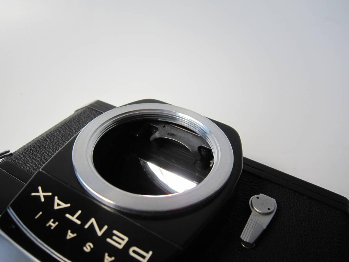 ◎ ペンタックス SL ASAHI PENTAX SL ブラック 一眼レフカメラ ◎_画像7