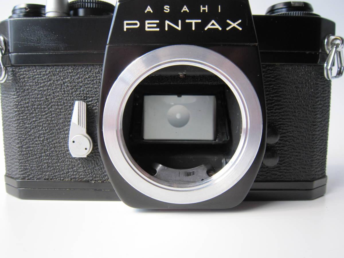 ◎ ペンタックス SL ASAHI PENTAX SL ブラック 一眼レフカメラ ◎_画像8