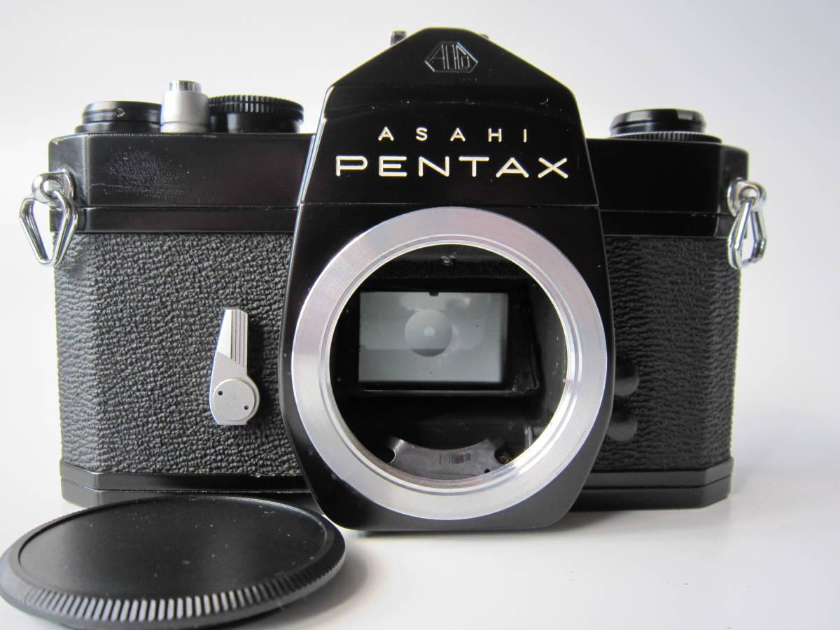 ◎ ペンタックス SL ASAHI PENTAX SL ブラック 一眼レフカメラ ◎_画像10