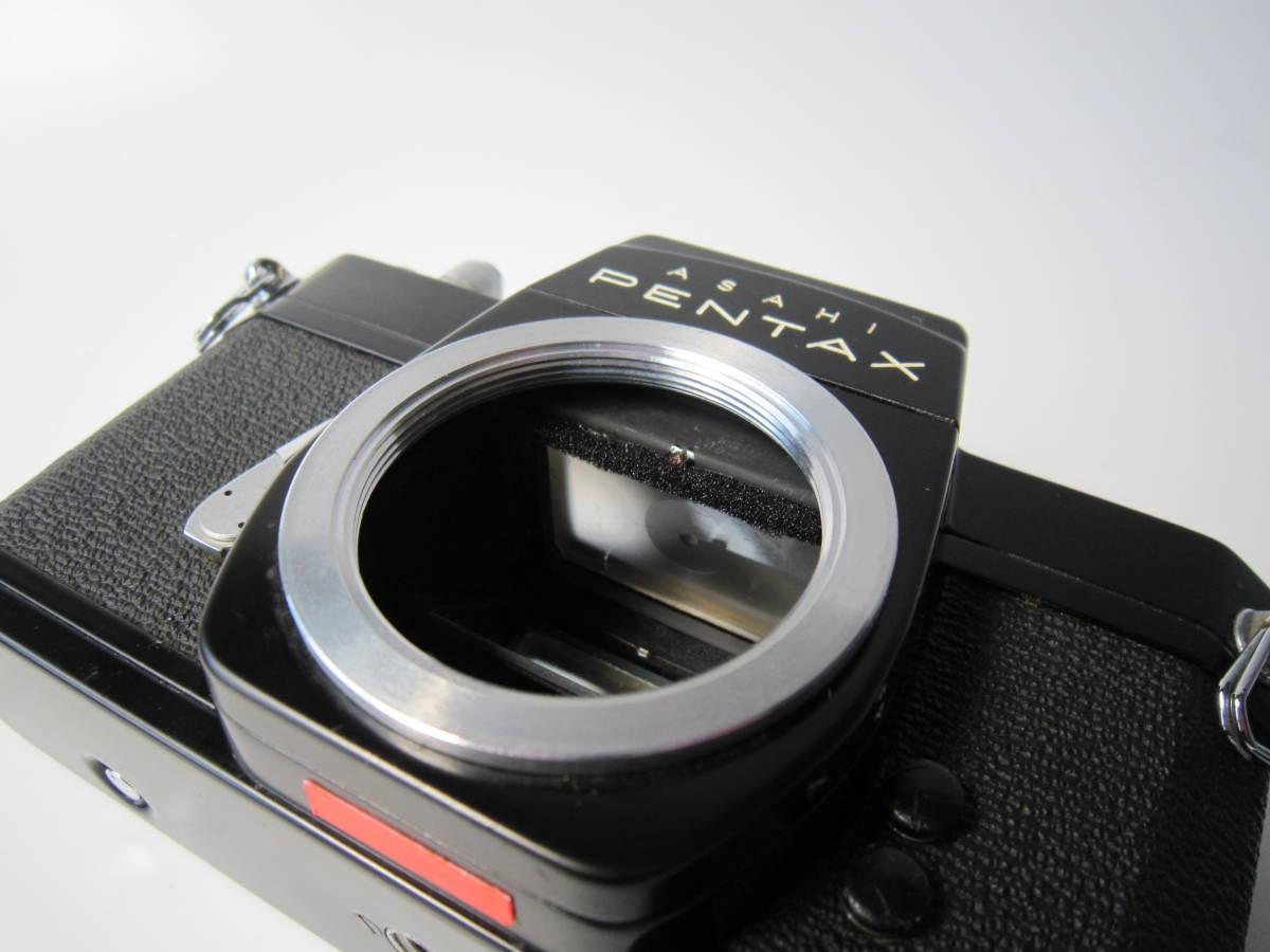 ◎ ペンタックス SL ASAHI PENTAX SL ブラック 一眼レフカメラ ◎_画像6