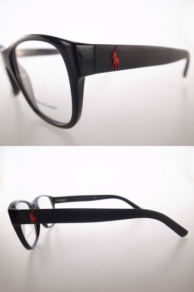 ● 訳アリのため1本限定! 格安です! ラルフローレン メガネフレーム 眼鏡 ケース サングラス 老眼鏡 RRL パープルレーベル ●_画像3