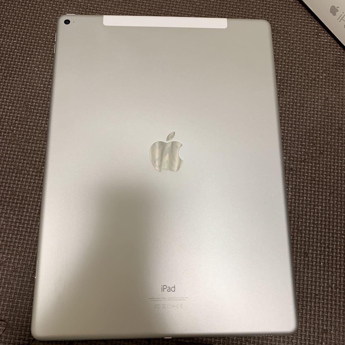 iPad Pro 12.9インチ Wi-Fi+Cellular 第1世代 SIMフリー化 シルバー_画像2