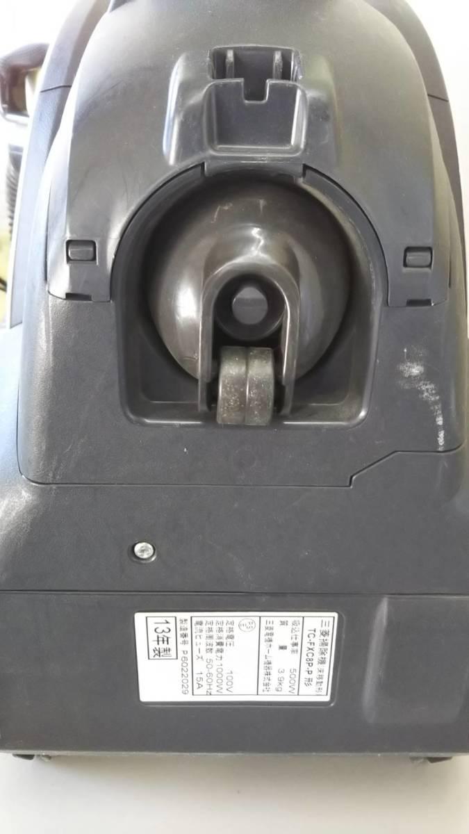 MITSUBISHI(三菱電機)紙パック式掃除機!TC-FXC8P_画像3