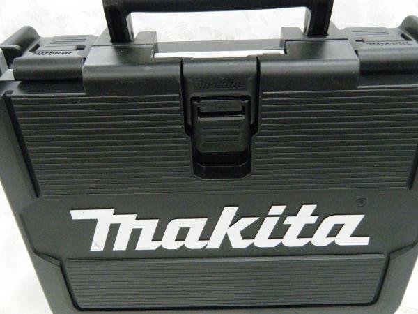 【中古品】マキタ 充電式インパクトドライバ TD171DRGX 6.0Ah/18V 製造番号292133_画像10