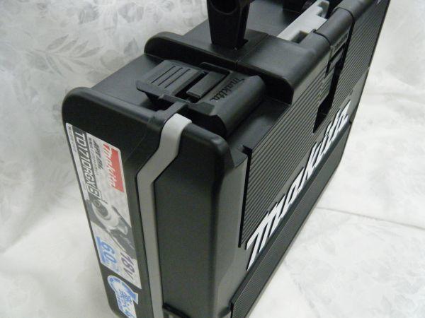 *【未使用品】* マキタ 充電式インパクトドライバ TD171DRGX(B)ブラック 6.0Ah/18V 製造番号181448_画像10