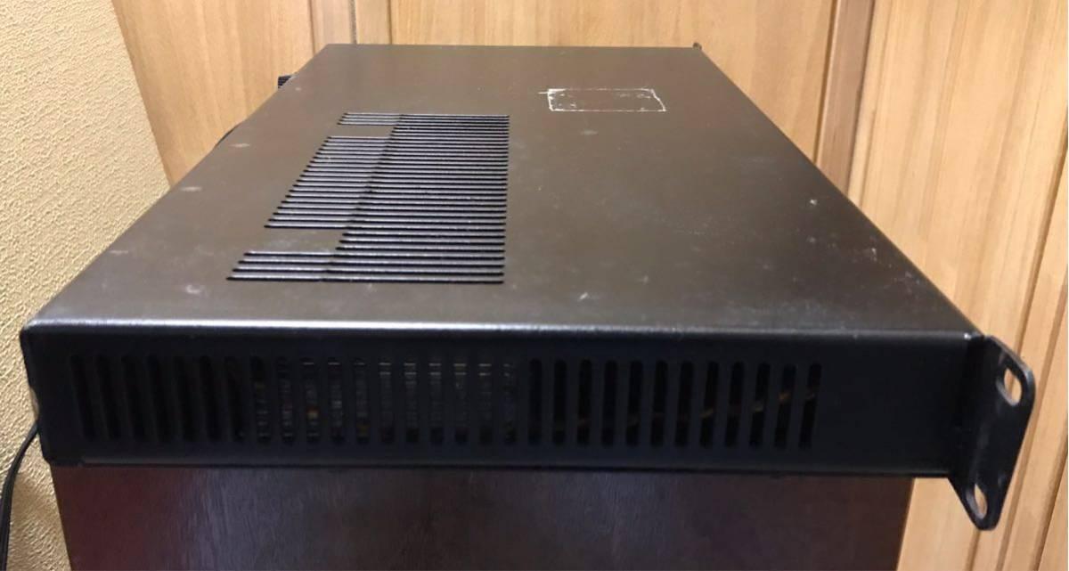 中古 Mos Valve MV-982 ジャンク パワーアンプ_画像8