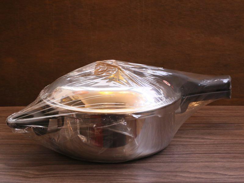 アサヒ軽金属 ゼロ活力鍋 3.0リットル 未使用品