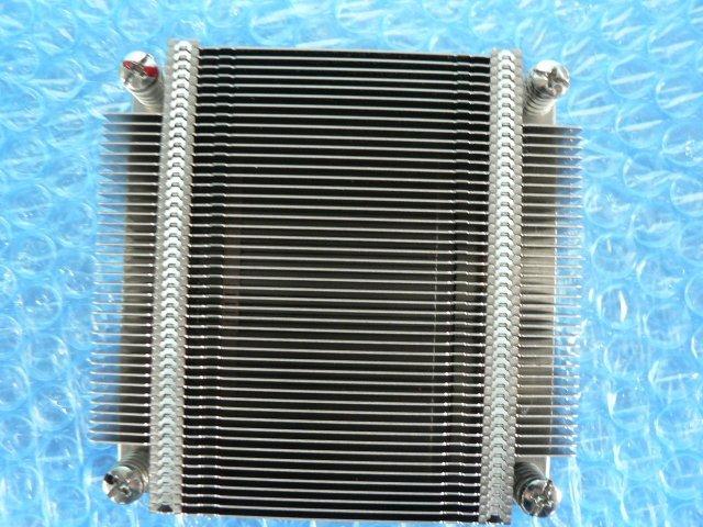 1FMC // HITACHI HA8000/RS210 DM1 の CPU用 ヒートシンク (クーラー) / ネジ間隔 約79mm // (NEC Express5800/R120d-1E 類似) // 在庫4_画像3