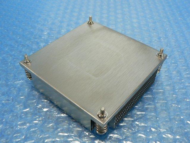 1FMC // HITACHI HA8000/RS210 DM1 の CPU用 ヒートシンク (クーラー) / ネジ間隔 約79mm // (NEC Express5800/R120d-1E 類似) // 在庫4_画像4