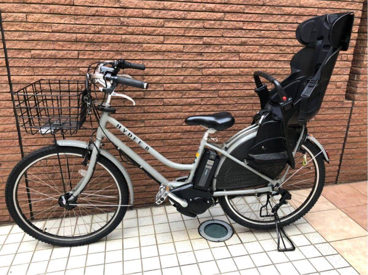 [京王線下高井戸駅渡し限定] HYDEE.B 電動アシスト自転車
