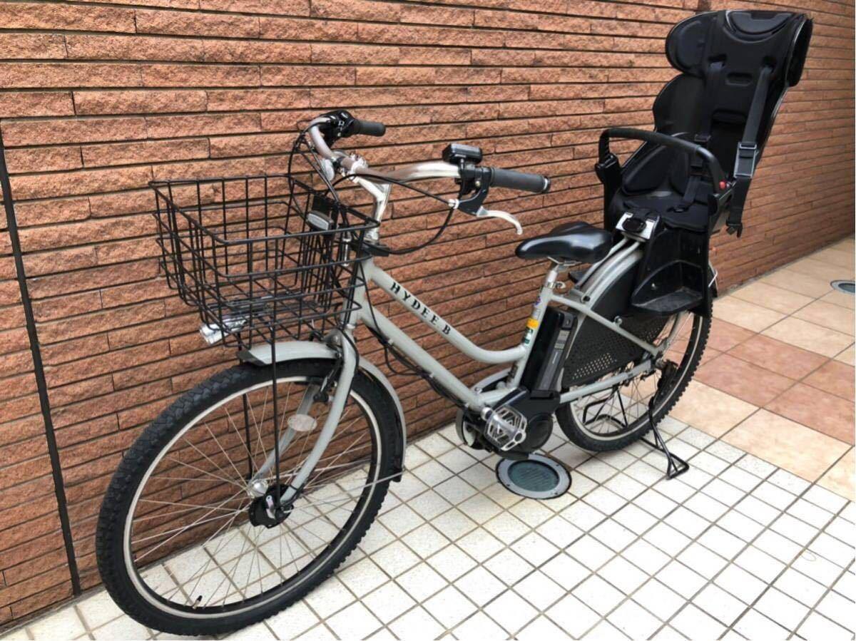 [京王線下高井戸駅渡し限定] HYDEE.B 電動アシスト自転車_画像2