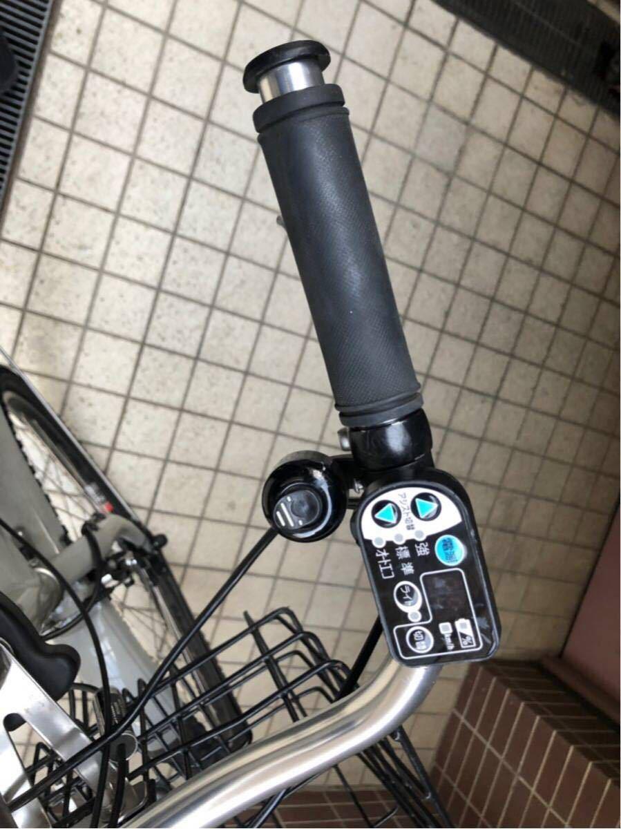 [京王線下高井戸駅渡し限定] HYDEE.B 電動アシスト自転車_画像4