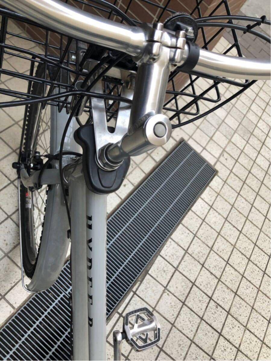 [京王線下高井戸駅渡し限定] HYDEE.B 電動アシスト自転車_画像5