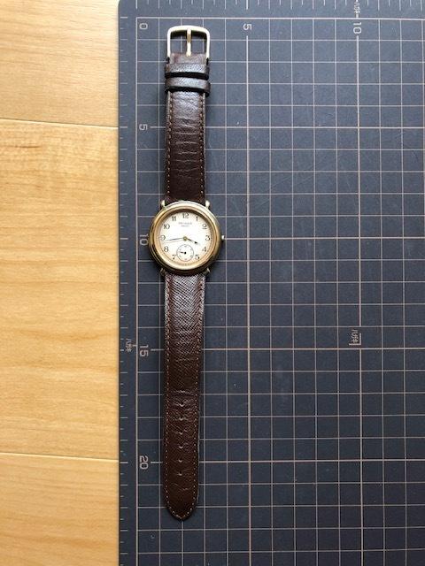 KK417 稀少 レア ヴィンテージ SEIKO/セイコー THE LEAGUE ザリーグ スモセコ 2628-6120 クオーツ メンズ 腕時計_画像2