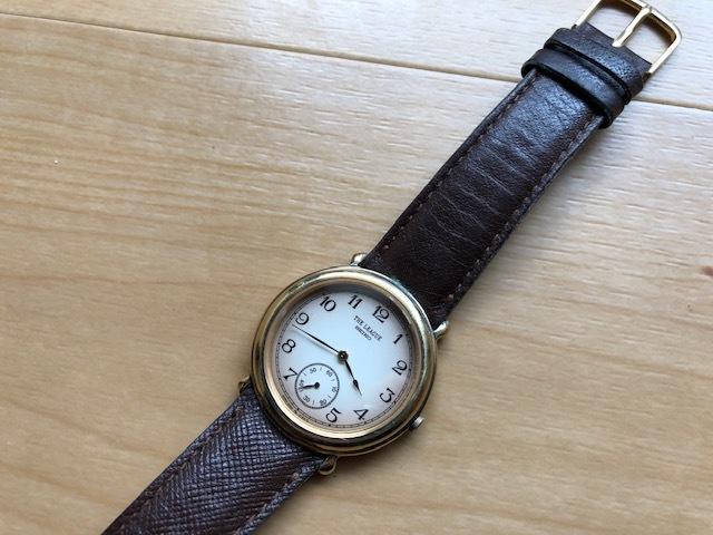 KK417 稀少 レア ヴィンテージ SEIKO/セイコー THE LEAGUE ザリーグ スモセコ 2628-6120 クオーツ メンズ 腕時計_画像1