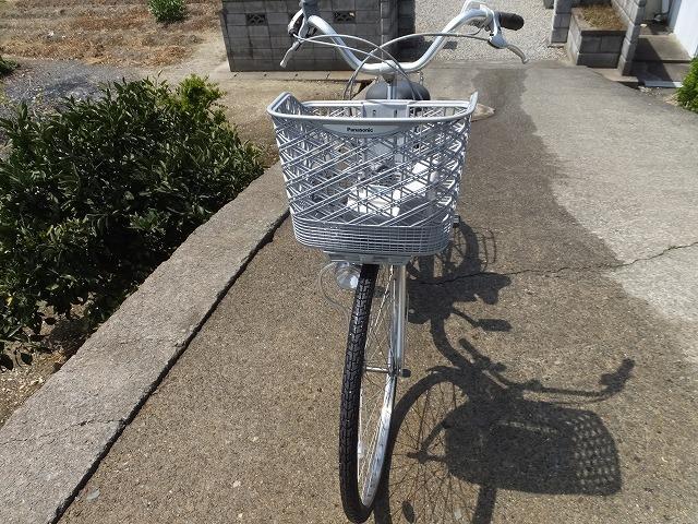 Y:Panasonic/パナソニック/電動自転車/アシスト自転車/26インチ/アシスト動作OK/大阪/3段変速/BE-ENS63S_画像8