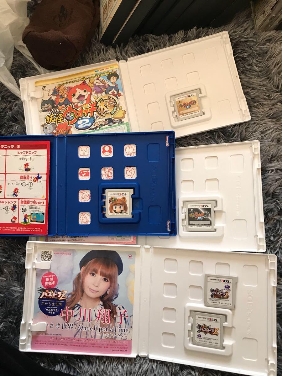 任天堂3DS ソフト ゲーム ゲームボーイ Wii まとめて_画像3