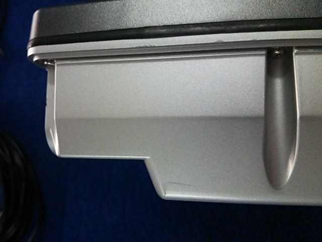 ホンデックス HE5630 美品 稀少_1ヶ所擦り傷があります。