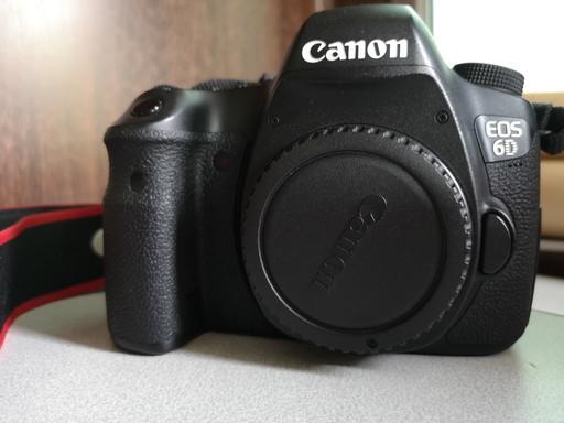 【美品完動】Canon EOS 6D フルサイズ