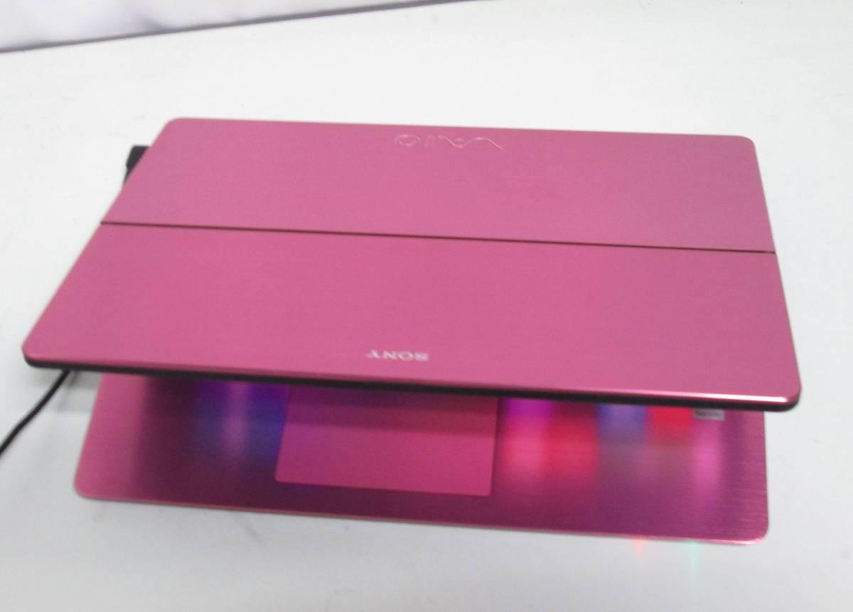 人気ピンクVAIO Fit 14A SVF14N19DJP☆★フルHD&タッチ操作可/Pentium Dual-Core 3556U/4Gメモリ/1TB_画像4