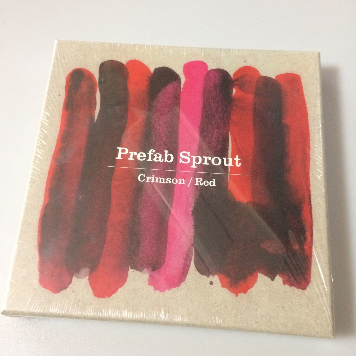 plifab* sprouts *[ Crimson | red ] PREFAB SPROUT [CRIMSON|RED]