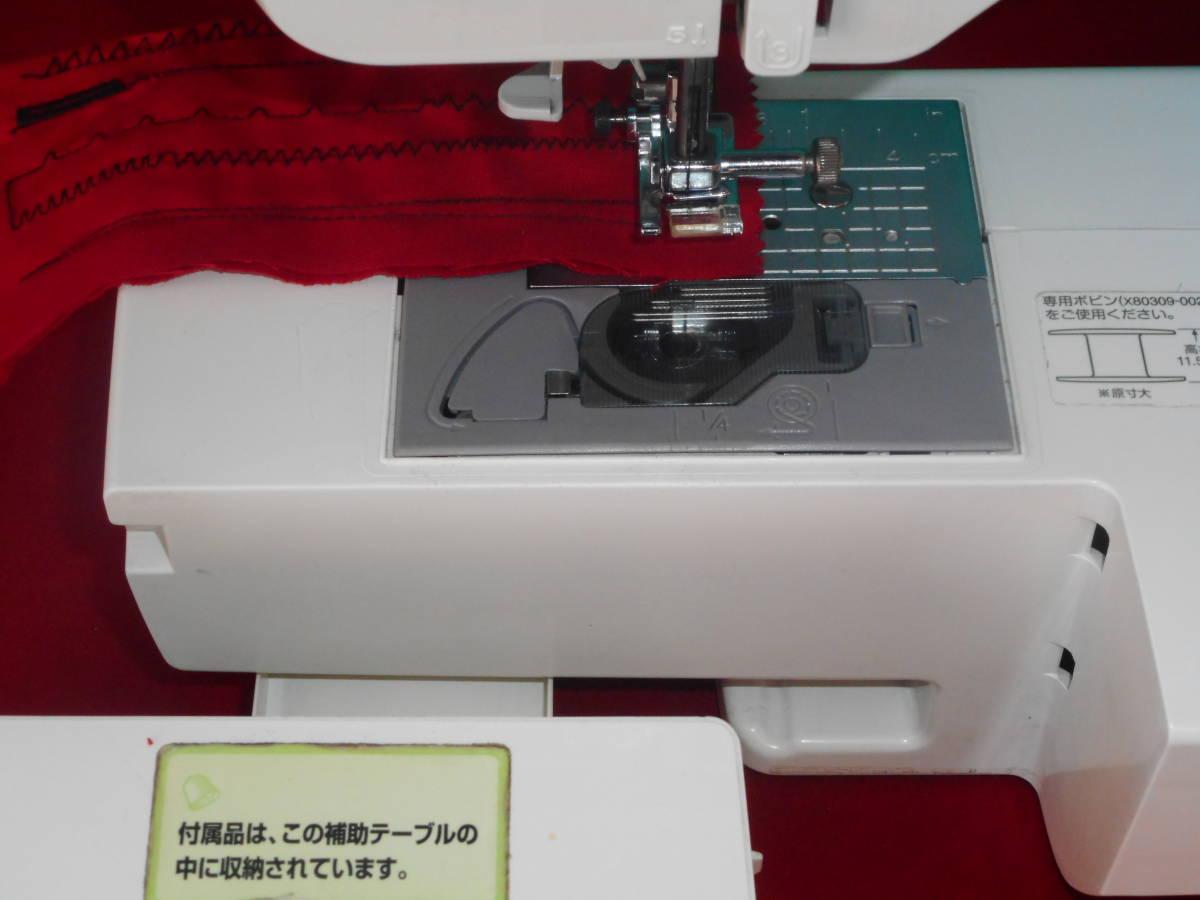 専門店より ブラザーCPS41 AgmeauDor103 cps 軽量 コンパクト 美品_画像5