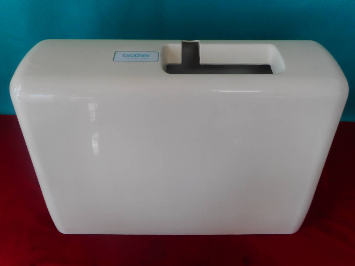 専門店より ブラザーZZ3-B833 LAINAGE 日本製 使用頻度極少 文字 模様 ジーンズOK_画像8