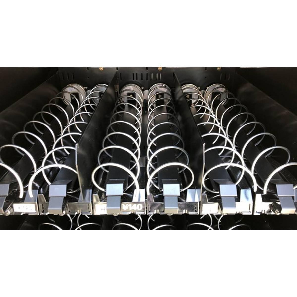 整備済み 冷蔵機能付き 物品 自動販売機 三洋電機製 15セレクション 美品 保証付き 180万円 動作確認済み 動作保証 6か月 即利用可_画像5