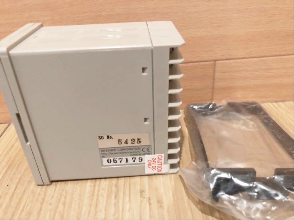 ★新品未使用★EX-V02 キーエンス アンプユニット KEYENCE_画像3