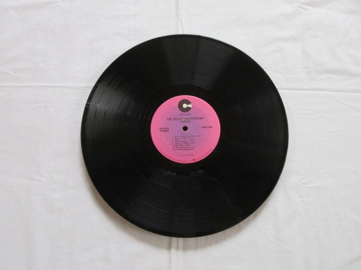 190409/LP/The Velvet Underground /Loaded_画像2