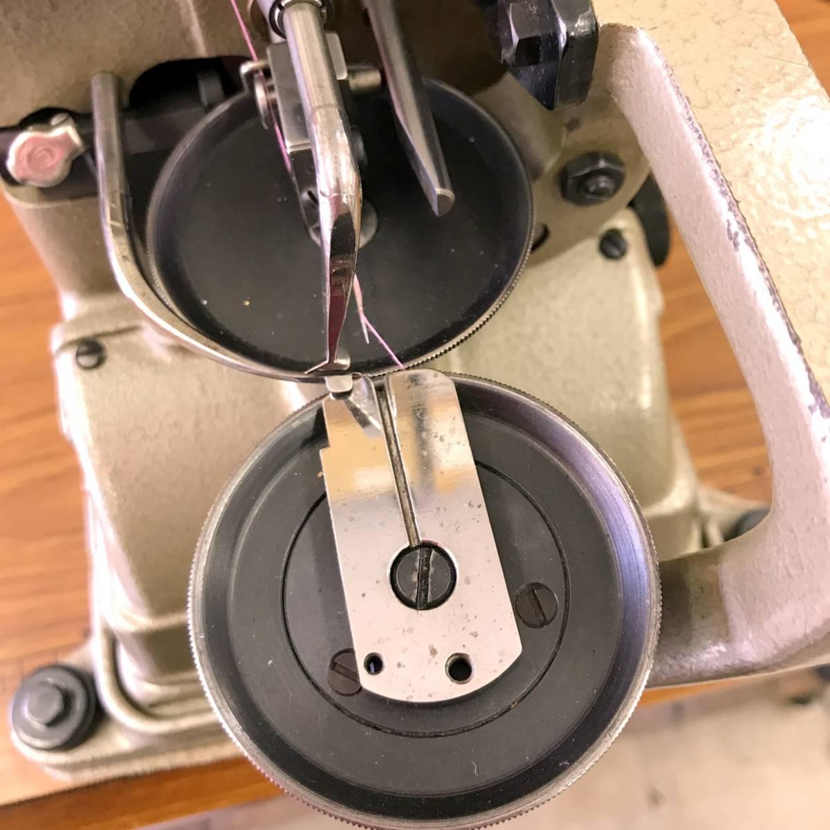 【直接引取りのみ】TREASURE  カップシーマ FS-960 毛皮・皮革・革_画像2