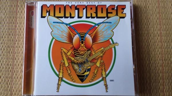 ベスト盤CD●MONTROSE / The Very Best Of Montrose★VAN HALEN ヴァン・ヘイレン Sammy Hagar サミーヘイガー NIGHT RANGER_画像1