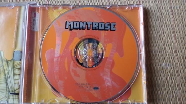 ベスト盤CD●MONTROSE / The Very Best Of Montrose★VAN HALEN ヴァン・ヘイレン Sammy Hagar サミーヘイガー NIGHT RANGER_画像3