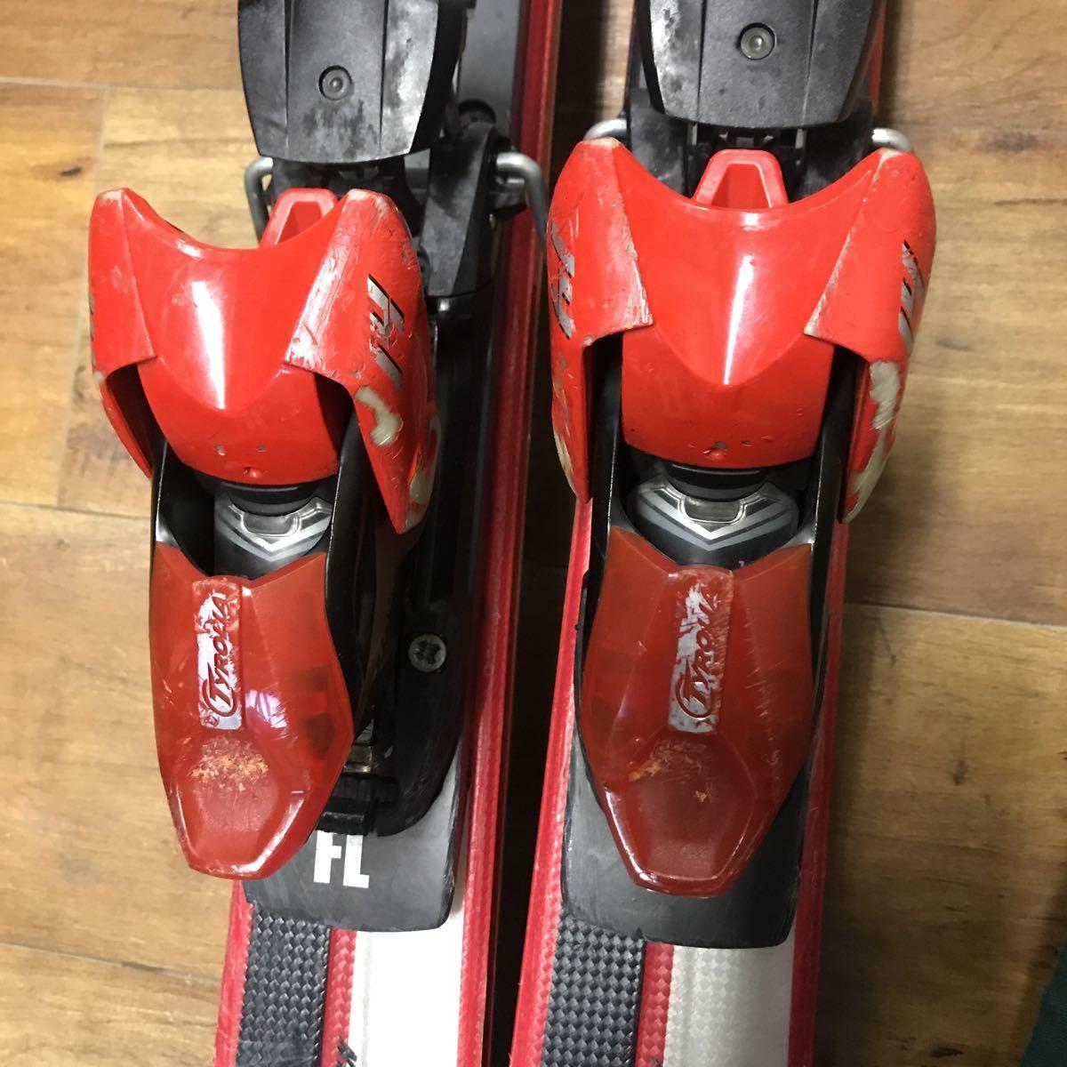 1円スタート! ♪4292♪ オガサカケオッズ GP-01 スキー板 スキー用品 春スキー スキーウエア スキー テレマークスキー アルペンスキー _画像6