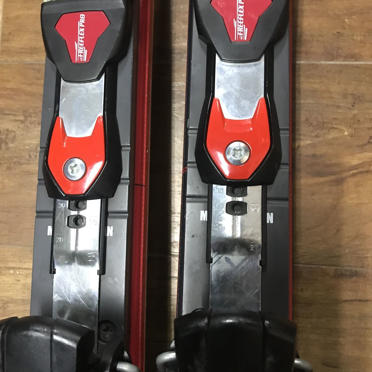 1円スタート! ♪4292♪ オガサカケオッズ GP-01 スキー板 スキー用品 春スキー スキーウエア スキー テレマークスキー アルペンスキー _画像5