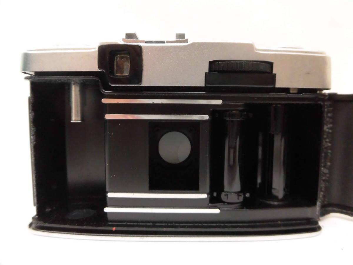 H1863棚21 OLMPUS-PEN★オリンパスペン 【EE-2】 レンジファインダー D.Zuiko 1:3.5 f=28mm_画像5