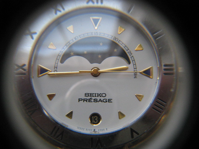 SEIKO PRESAGE(プレサージュ)・LUCENT(ルーセント)美品!_画像3