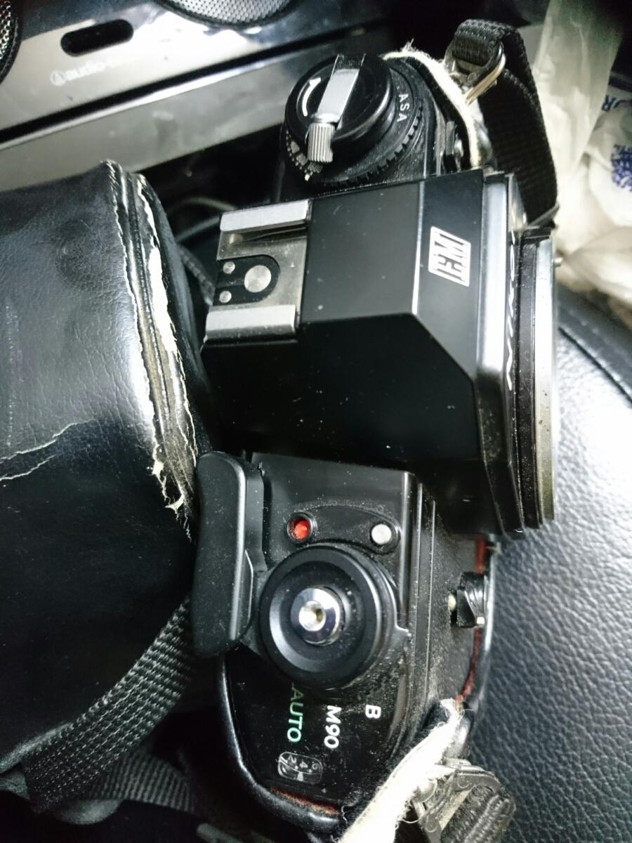 Nikon ニコン EM M90 フィルムカメラ ボディのみ 送料無料_画像2