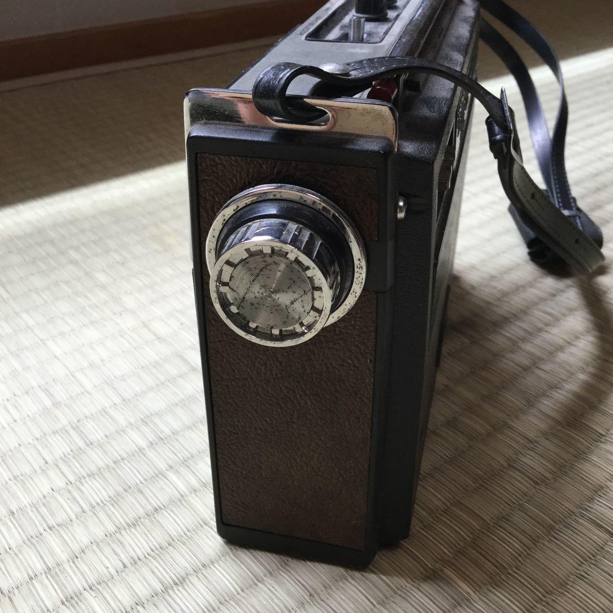 SONY ソニー ICF-1100D THE11D SW/MW/FM 3バンド ラジオ ジャンク_画像3