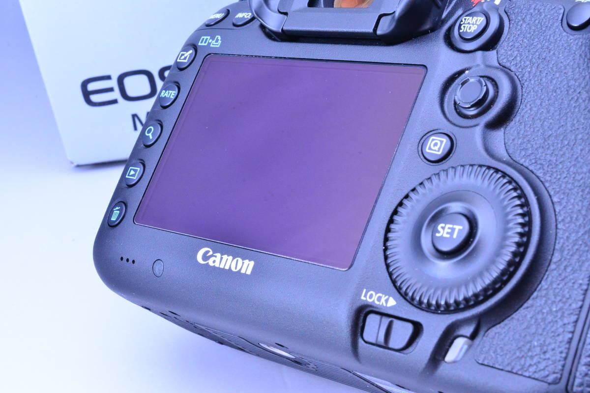 【S数5600回・新品同様】 CANON キヤノン EOS 5D Mark III マーク 3 ボディ 元箱 ★ストラップ未使用!新品と遜色ないコンディションです!_画像7