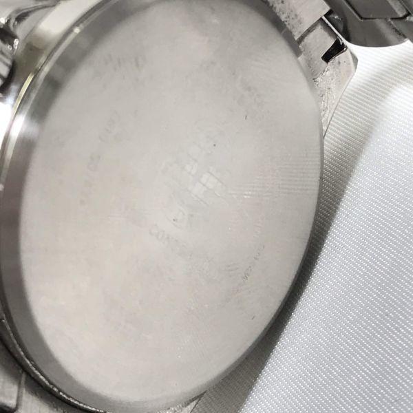 稼働品 CITIZEN シチズン エコドライブ E610-S074321 腕時計 メンズ 電波時計 ソーラー電波 時計 アテッサ シチズンウォッチ_画像7