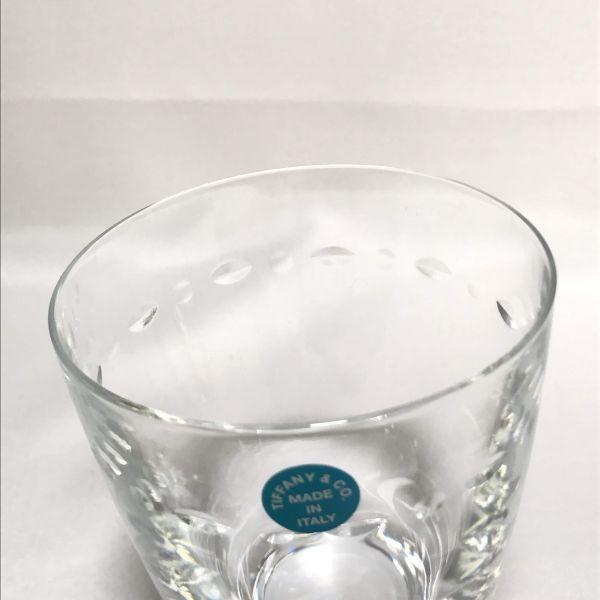 TIFFANY&Co ティファニー ペアグラス コップ カップ グラス グラマシー ガラス 食器 箱付_画像2