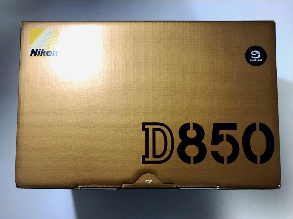 超美品! ニコン NIKON D850 オプション多数付 デジタル 一眼レフ カメラ ボディ 本体 4575万画素 最高約9コマ/秒_画像2